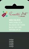 AE Nr.47 wasblokjes 1 st - indigo / Blocs de Art Encaustique 1 pcs - indigo / Arts Encaustic Blöcke 1 St - indigo_9